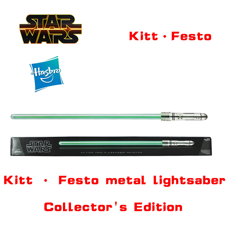 Star Wars Force Force Sword Kite Festo Metal Handle Sword Metal Collection