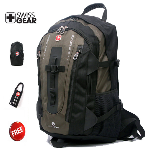 Multifunctional Laptop Backpack Bag Brand Wenger Swissgear 15 6 Inch Notebook Backpacks Computer Hiking 9972 In Bags Cases From