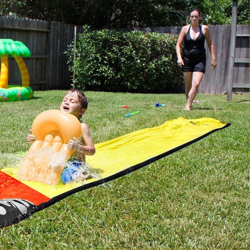 4.8м балаларға арналған суға ағатын - Су спорт түрлері - фото 4