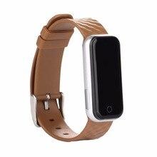 Hiwego бренд QS50 Smart Браслет Силиконовый сердечного ритма браслет с трекер Smart Браслет монитор сердечного ритма smartband Новый