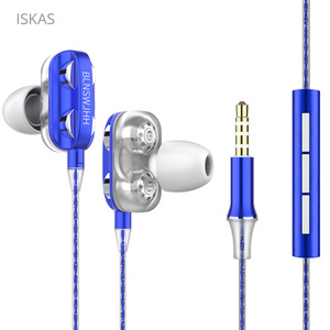 ISKAS Earphone Headphone Micro