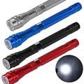 Супер Гибкие Телескопические Факел 3 LED Магнитные Pick Up Tool Фонарик 170220