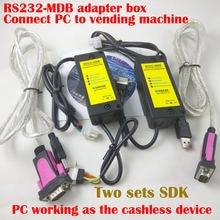 Блок адаптера ПК к mdb совместим с принимающим счеты и существующим