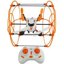 Mini Drones 2.4G 4CH 6 Axis Rc Dron Cage Quadcopters Professional Drones Flying Helicopter Remote Control Toys Quad Copter