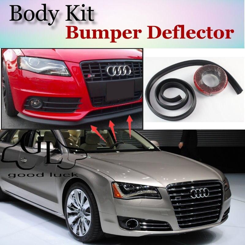 bumper lip lips for audi a8 s8 1994 2015 car lip shop. Black Bedroom Furniture Sets. Home Design Ideas