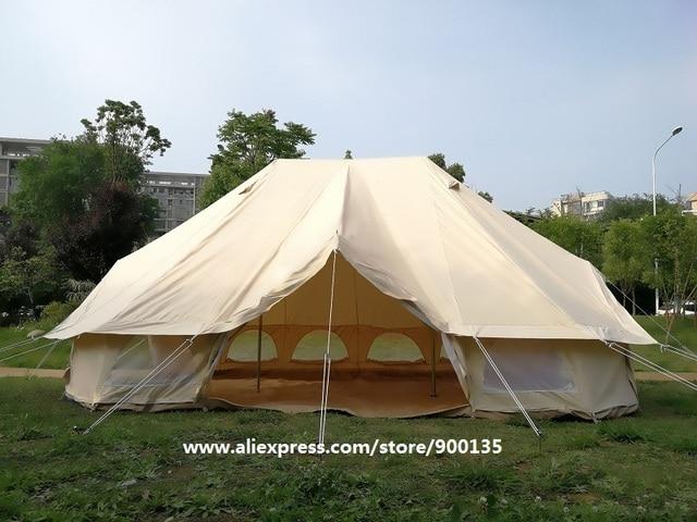 Luxury Heavy Duty Resort Gl&ing Tent Hotel Emperor Bell Tent & Luxury Heavy Duty Resort Glamping Tent Hotel Emperor Bell Tent-in ...