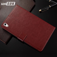 Luxury Wallet Cover For Huawei Honor Tablet 2 8inch Case Slim Stand Flip Leather Case For