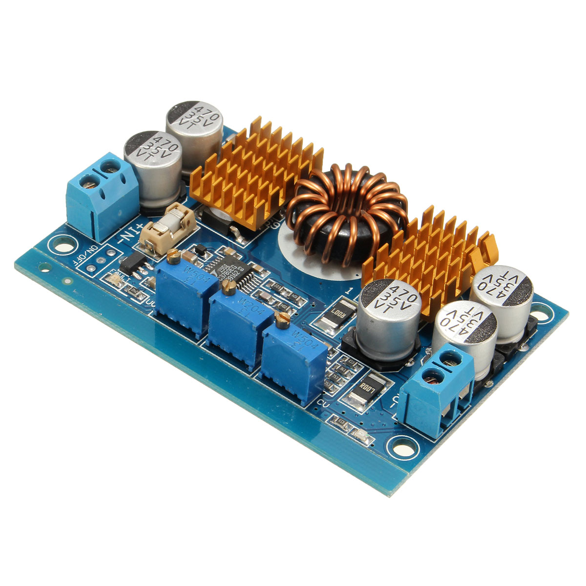 Buy Ltc3780 Automatic Lifting Pressure Constant Voltage Circuit Step Up Down Board Module Integrated Circuits From Reliable