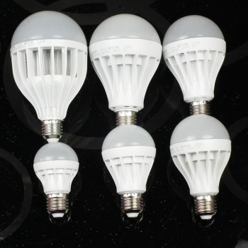 E27 220v led light lamp led bulb home lighting lampadas 3w 5w 7w 9w image