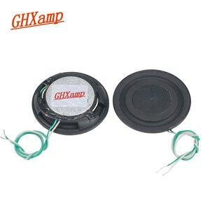 Image 4 - GHXAMP 1.5 inch 8OHM 6W Volledige Bereik Ultra dunne Luidspreker Desktop Bass Trillingen Membraan 2PCS