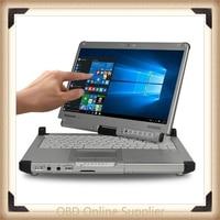 Panasonic TOUGHBOOK CF C2 CF C2 Core i5 4310U 4th Gen 4GB RAM HDD/SSD Diagnostic Rugged Laptop for Star C4 C5 Icom next Icom p