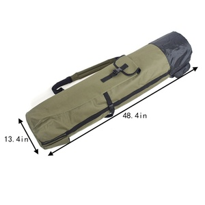 Image 3 - 낚싯대 가방 캐리어 낚시 릴 주최자 낚시 및 여행 케이스 릴 주최자 폴 스토리지 가방에 대 한 폴 스토리지 가방