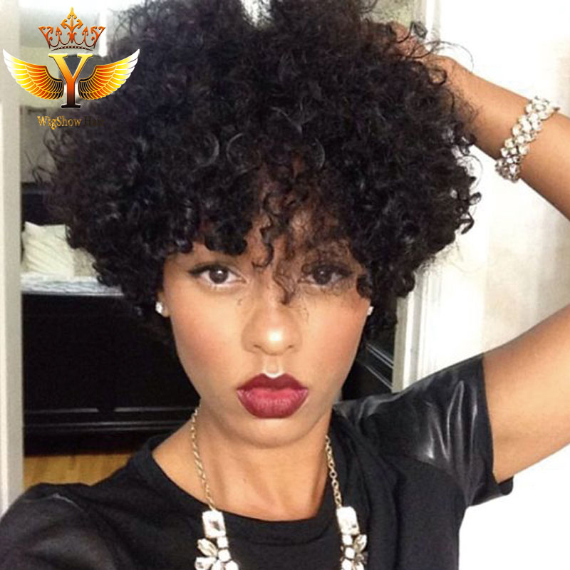 Awe Inspiring Full Sew In Weave With Short Curly Hair Short Curly Hair Hairstyles For Men Maxibearus