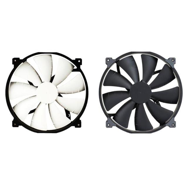 ALLOYSEED 20cm PC Case Cooling Fans PH-F200SP 12V 0.25A Computer Chassis CPU Low Noise Heatsink Radiator