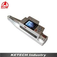 Сертификат CE интегрированный голосовой цифровой тестовый молоток  отскок  диапазон измерения 10-60MPa (ИК принтер выбирается) HT225W +