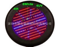 UFO Led Lighst Full Spectrum 300W Led Grow Light Plant Lamp 5730smd 48blue 4IR 8white 4UV Growing hydroponic system Tent lamp