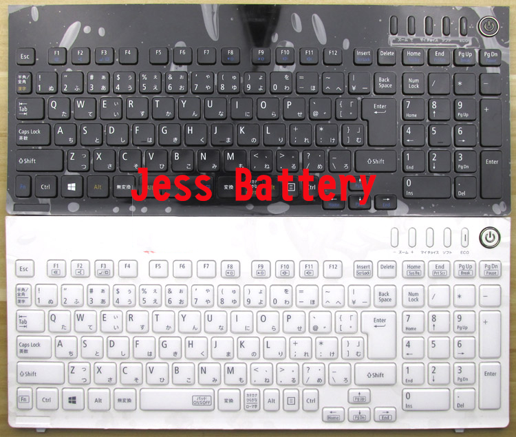 New notebook laptop keyboard for NEC LS150 LS350 LS750 M S R JAPANESE/JP/JA layout russian new laptop keyboard for samsung np300v5a np305v5a 300v5a ba75 03246c ru layout