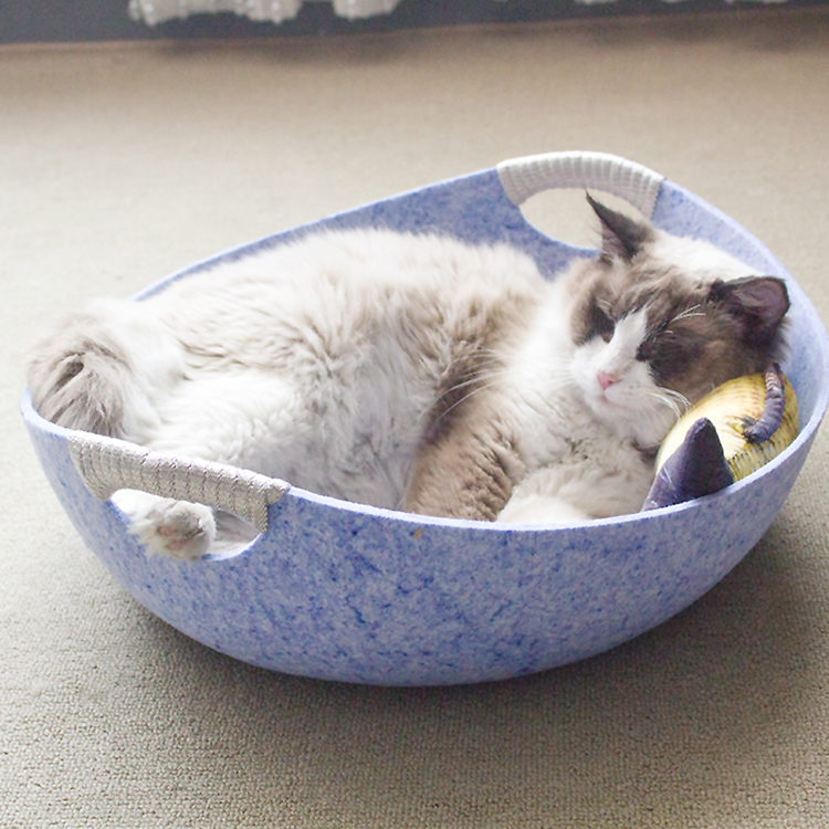 CAT NEST BED-4