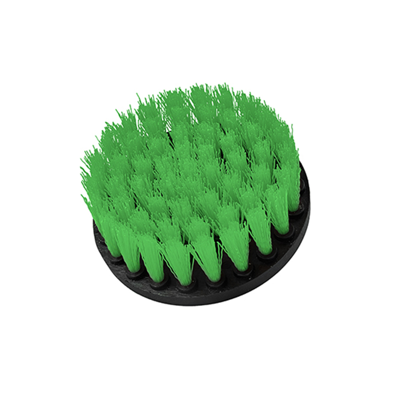 4 2 3 2 3.5 4 5 inch Electric Floor Cleaning Brush Drill Power Tool, For Removing Stubborn Stains On Stone Mable Ceramic Tile, Green (4)