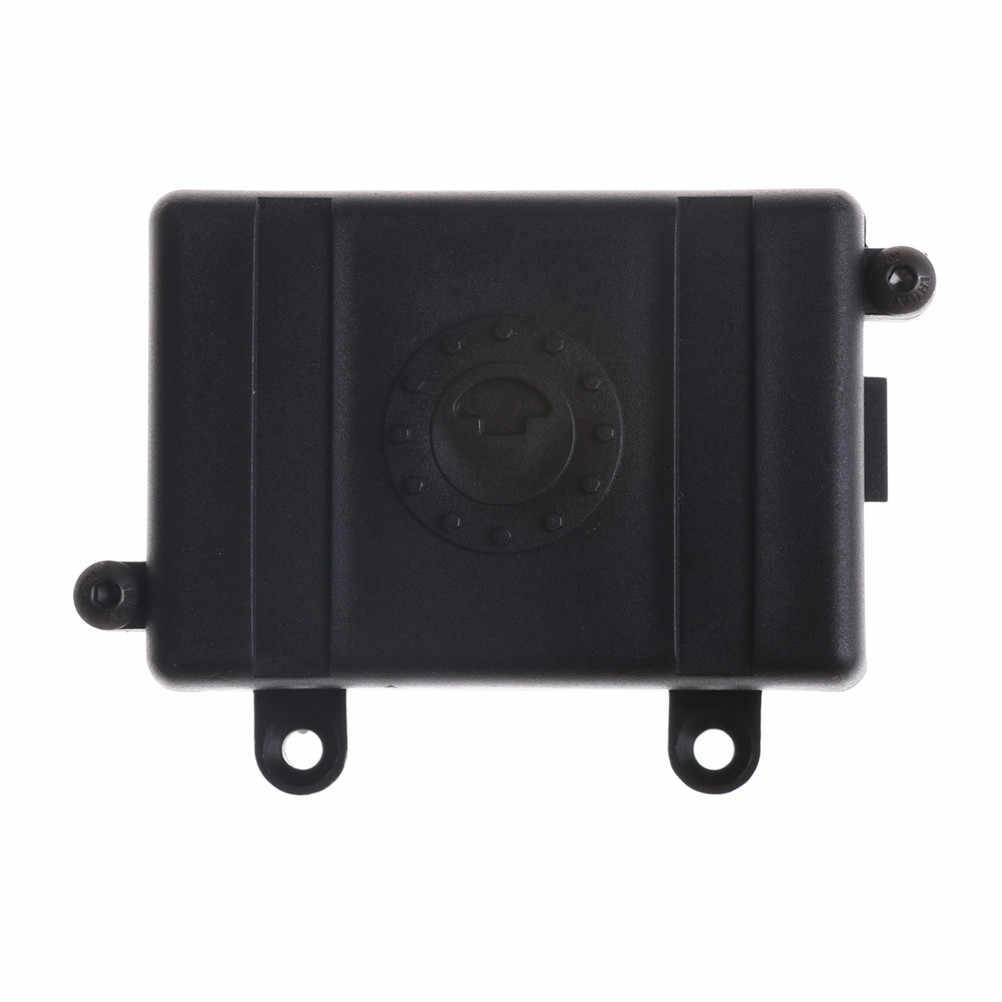 Caja de receptor RC coche Radio caja de decoración herramienta de plástico ESC para 1/10 RC Rock orugas coche Axial SCX10 RC4WD D90 d110 D130 nuevo