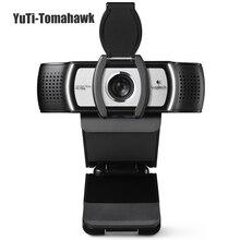 100% Genuine 100% Logitech Webcam C930e Carl Zeiss HD Webcam DDP ASOS with retail package