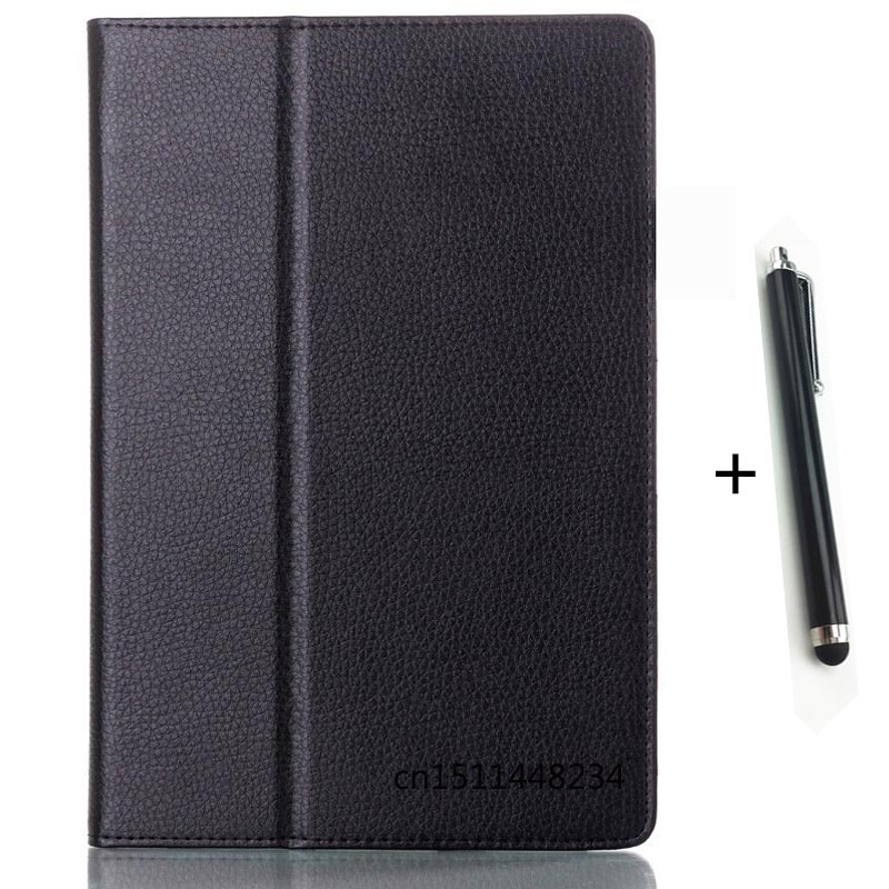 HOT fashion PU leather Cover Case for Lenovo IdeaTab 10.1 A10-70 A7600 A7600-h / A7600-f Tablet magnet Cover Free shippin+Stylus аксессуар чехол lenovo ideatab s6000 g case executive white