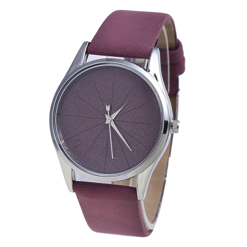 Simple Quartz Wrist Watch Women Leather Fashion Business Solid INS Style Relogio Feminino Ladies bayan kol saati wristwatch