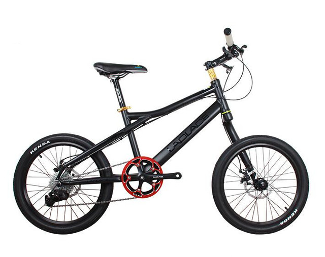 20in Bike 8 Snelheden 24 Snelheden Suspension Frame Fiets