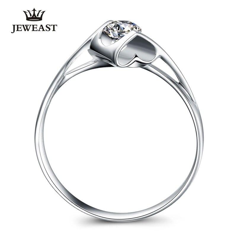 Image 2 - خاتم الماس الطبيعي 18k الذهب النساء عاشق زوجين الذكرى رومانسية اقتراح المشاركة حفل زفاف جنوب أفريقيا 2020 جديد جيدgold naturalafrican gold ringafrican rings -