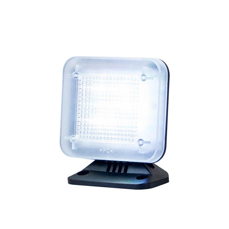 LED TV Simulator Fake TV Rotatable Anti-Burglar Home Security Tool Device With Timer Function Light Sensor Burglar Deterrent