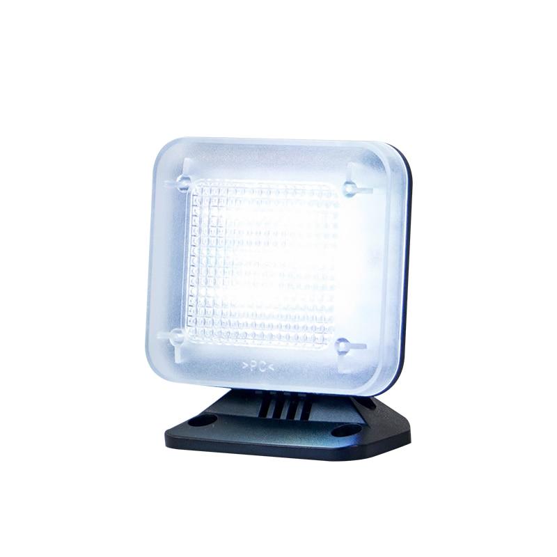 LED TV Simulator Gefälschte TV Drehbare Anti-Einbrecher Home Security Tool Gerät mit Timer Funktion Licht Sensor Einbrecher Abschreckung