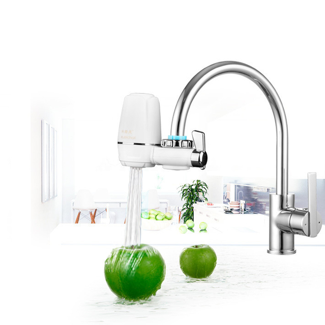 Water Filter for Household Kitchen Health Hi-Tech Activated Carbon Tap Faucet water filter Purifier For Drinking filtro 1