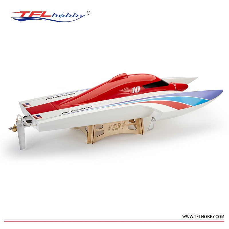 Original TFL Popeye Hodro 1131 Electric RC boat Racing boat