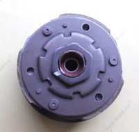 STARPAD For General purpose universal motorcycle wheel belt drive pulley assembly wholesale,Free shipping