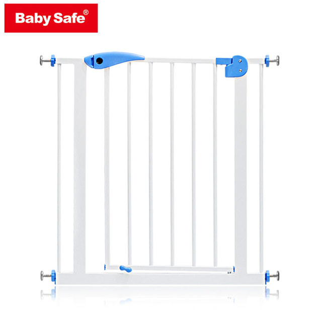 2016 New Arrival Baby Gate Gas Stove Knob Door Stop 66-84cm Safety Gate Baby Protect Stair Pet Isolation Can Extend To 220cm