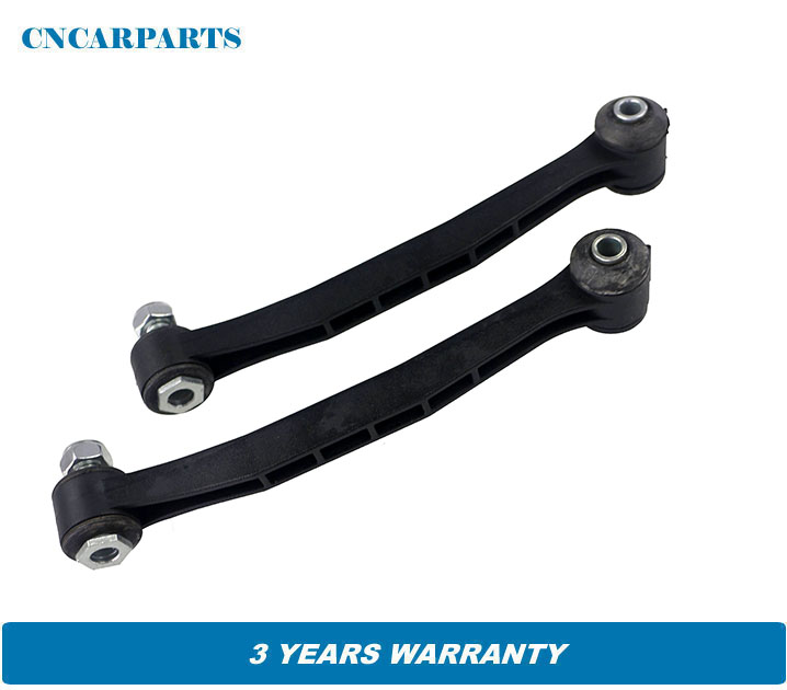 2pcs stabilizer Sway Bar link fit for Mercedes Benz C-CLASS W201 W202 E-CLASS W124 <font><b>W210</b></font> SL R129/W129 CLK C208 1243260116 image