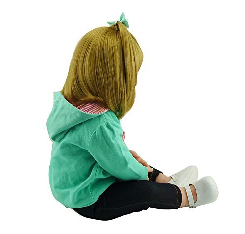 Silicone Reborn Baby Dolls Bebe Alive Realistic Boneca Lifelike Real Girl Doll 2