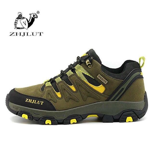 Men Women Hiking Shoes Sports Sneakers Waterproof Breathable Climbing Camping Outdoor Walking Trekking Shoes Men Athletic Shoes