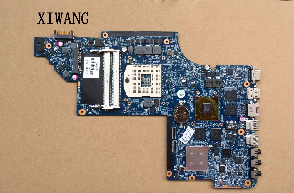 Free shipping 641488-001 mainboard for hp Pavilion DV6 DV6-6000 laptop motherboard HM65 DSC HD6770/1G,100%Tested!Free shipping 641488-001 mainboard for hp Pavilion DV6 DV6-6000 laptop motherboard HM65 DSC HD6770/1G,100%Tested!