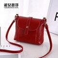 Hot Sale women Bag PU leather bag for women vintage messenger bag women handbag cross body shoulder bag bolsas femininas