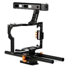 D'origine WEIHE DSLR Caméra Vidéo Cage Stabilisateur Rig pour A7S/A7/A7R/a7