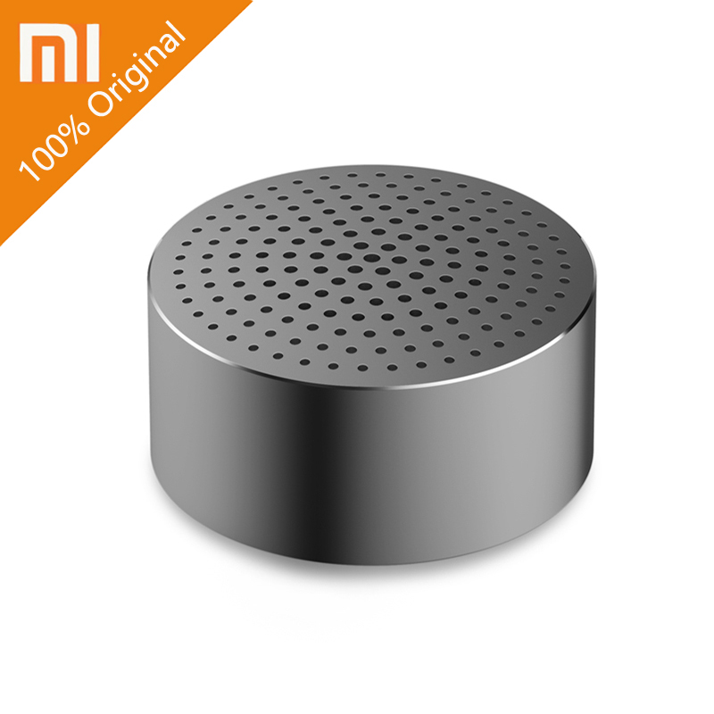 XIAOMI Mi Bluetooth Speaker USB Portable Mini Wireless Speakers Receiver Mp3 Player Music Speaker Column Bluetooth Dynamics все цены