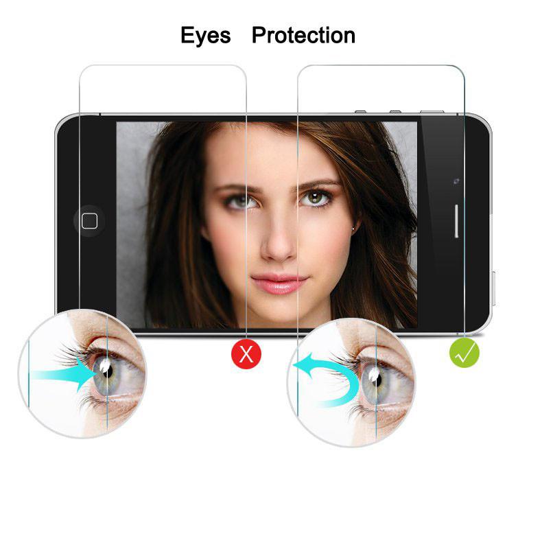 HTB16enEKXXXXXbcXXXXq6xXFXXXj - 9H tempered glass For iphone XR XS X 8 4s 5s 5c SE 6 6s plus 7 plus screen protector protective guard film case cover+clean kits