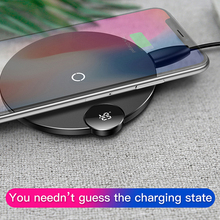 Fast Wirless Wireless Charging Pad For Samsung S10 S9 -IphonesX/ XS