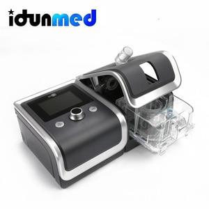 Image 2 - BMC аппарат искусственного дыхания Reslex путешествия Портативный с проветривание носовые набивная Маска Мешок шланга дыхательный аппарат для апноэ сна терапии