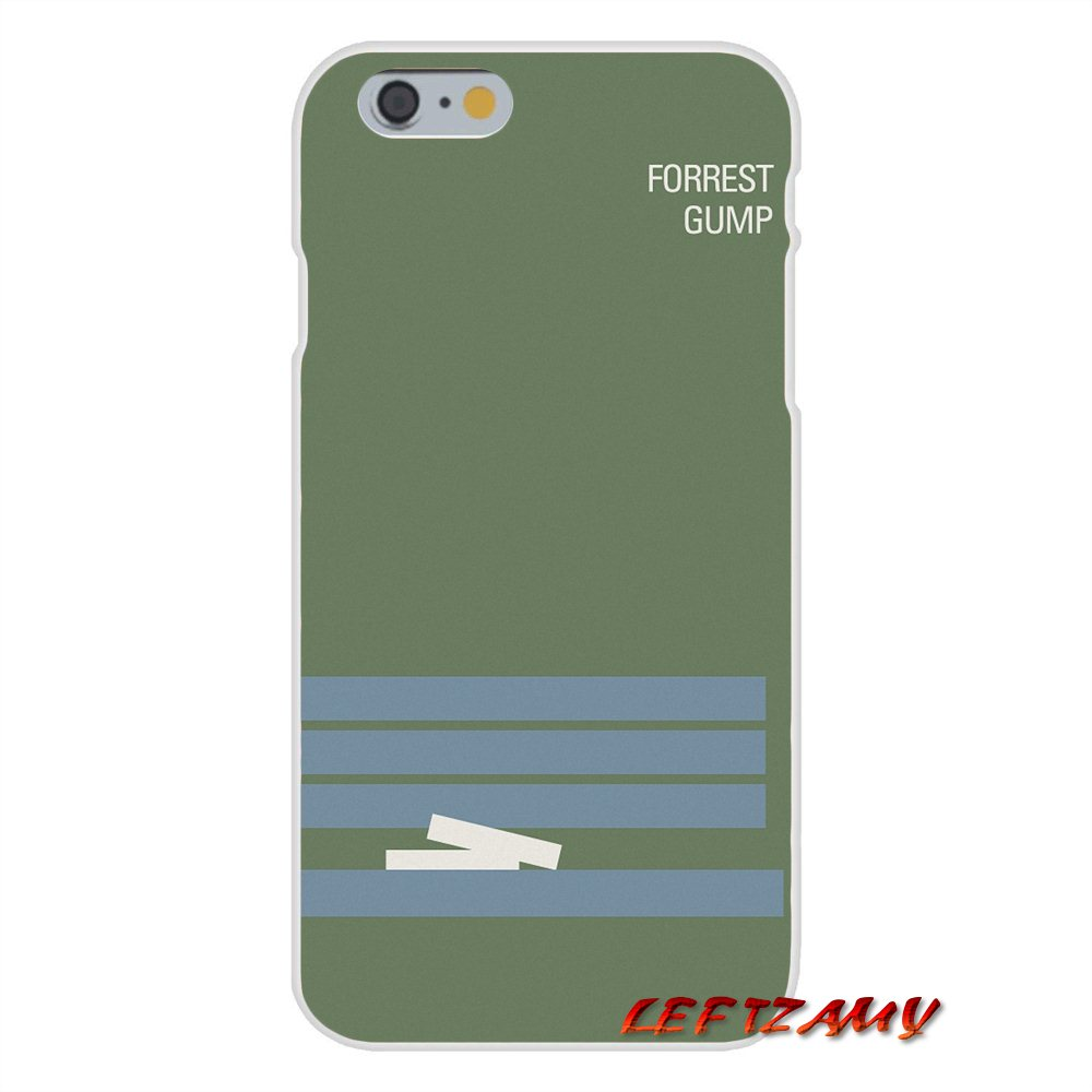 Forrest Gump Movie Poster Slim Silicone phone Case For Xiaomi Redmi 3 3S 4A 5A Pro Mi4 Mi4C Mi5S Mi6X Mi Max2 Note 3 4 5A