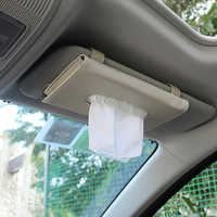 Top Quality Car Sun Visor Hanging Tissue Box For Mazda 3 6 5 Spoilers CX-5 CX 5 CX7 CX-7 2 323 CX3 CX5 626 M3 M5 MX5 RX8 Atenza
