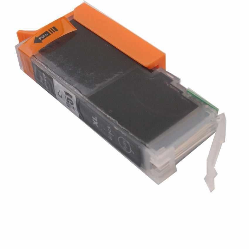 PGI470 CLI471 PGI-470BK C LI-471 kompatybilny wkład z atramentem dla canon PIXMA MG5740 MG8640 TS5040 TS6040 drukarki
