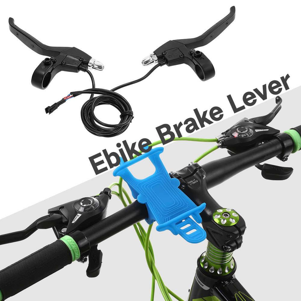 Elektrische Fahrrad Bremshebel Lenker Grip E-bike Shifter Hebel Power Bremse Griff Ebike Umgerüstet Radfahren Teile Zubehör