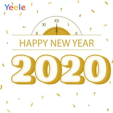 Yeele New Year Photocall Decor Countdown Ins Style Photography Backdrops Personalized Photographic Backgrounds For Photo Studio